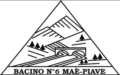 Logo Bacino 6 Maè-Piave
